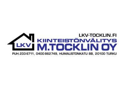 LKV Kiinteistönvälitys M. Tocklin Oy